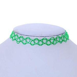 Jewelry - Green Henna Choker 👽